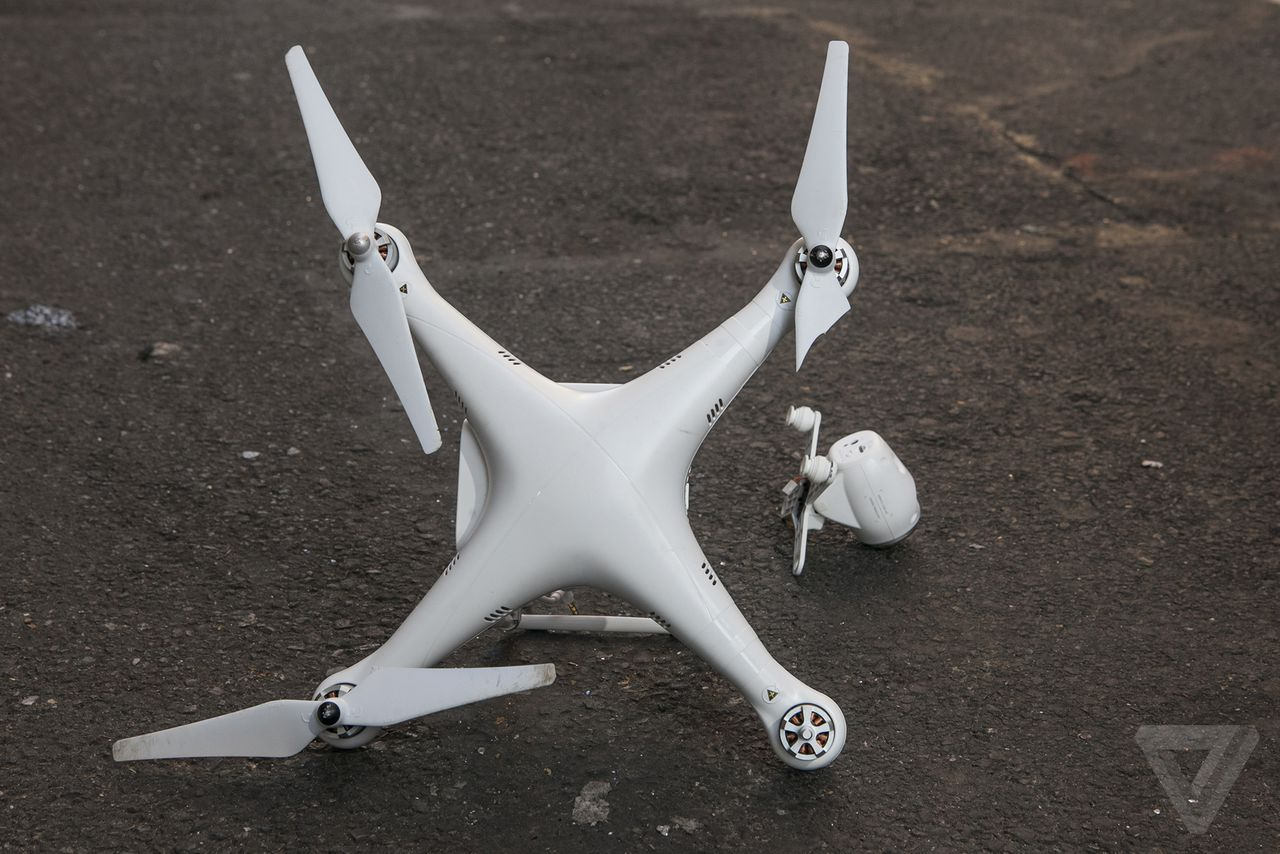I almost killed someone with a drone   The Verge