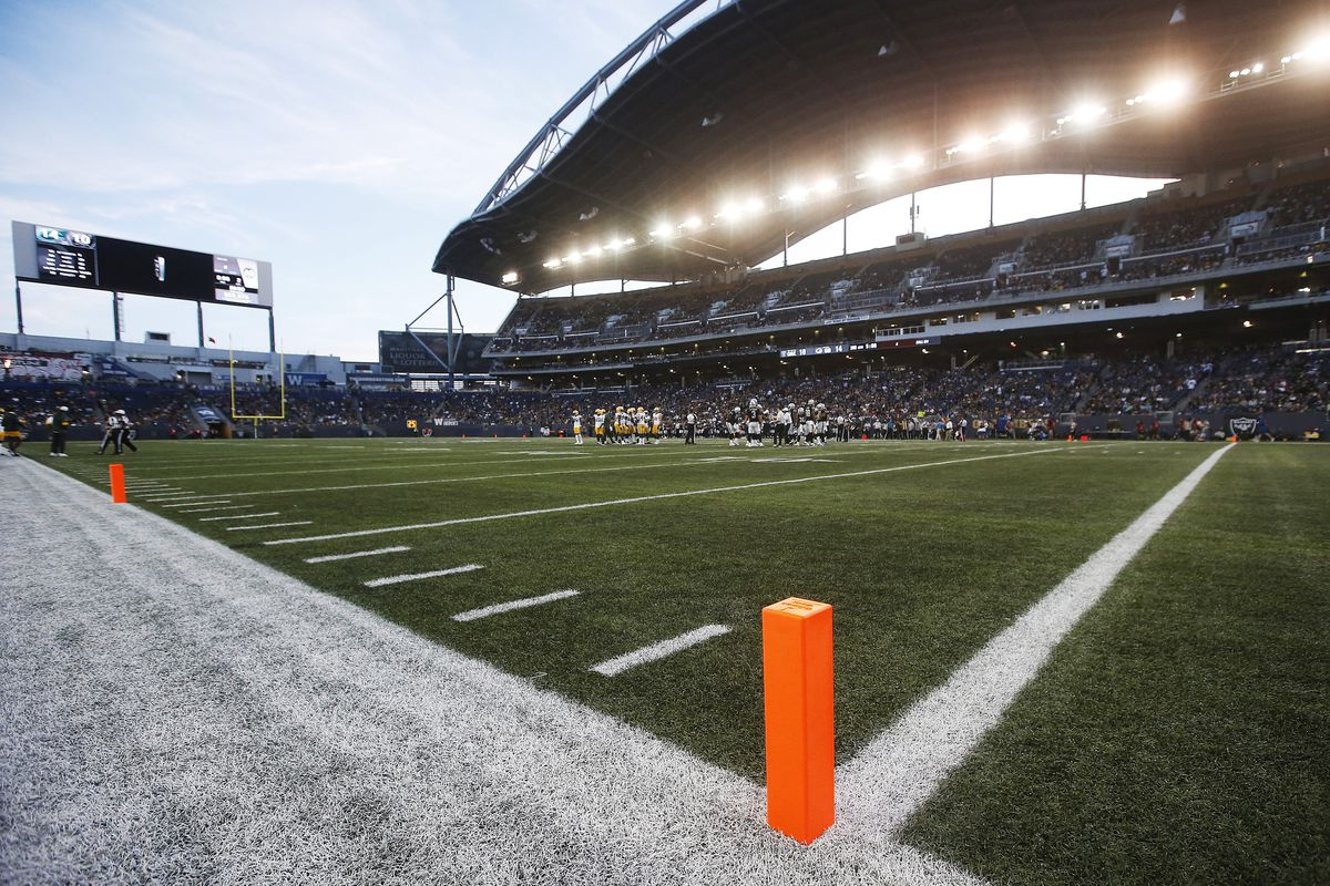 Manitoba premier says there was 'a lot of disappointment' with the NFL's preseason game in Canada