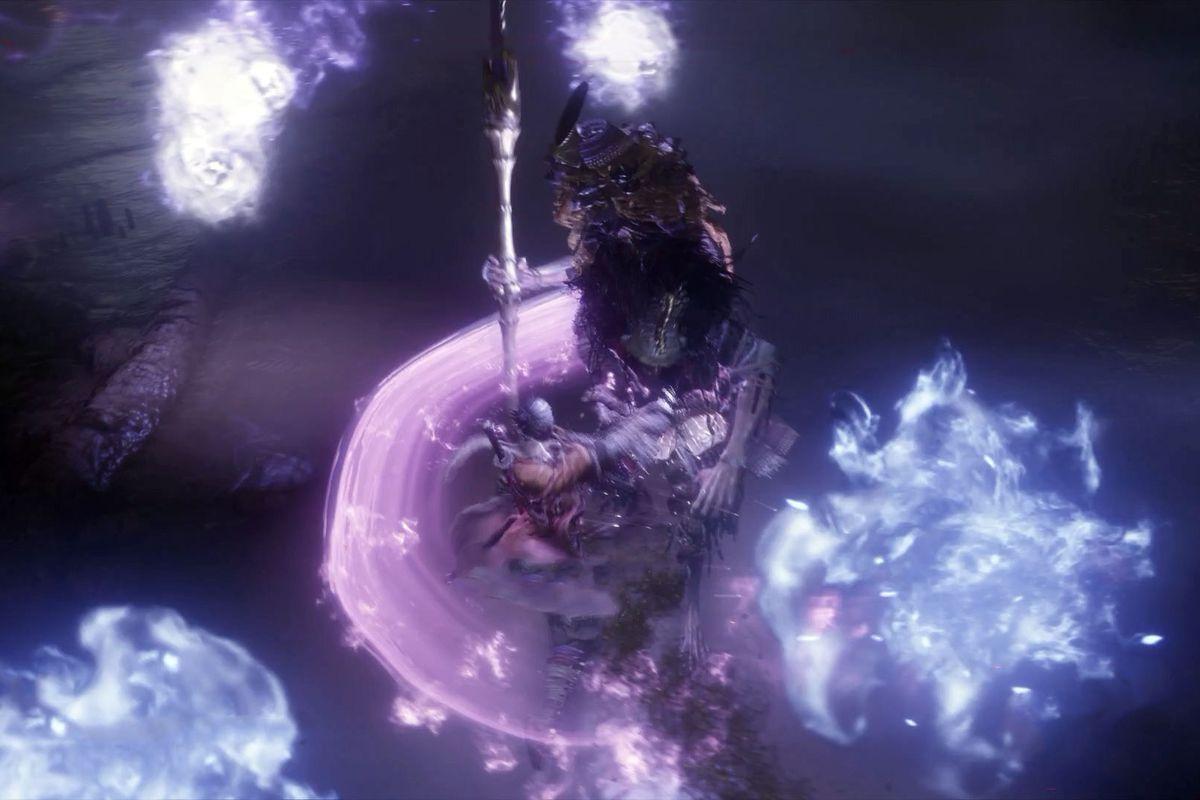 Sekiro Shichimen Warrior (Abandoned Dungeon) guide