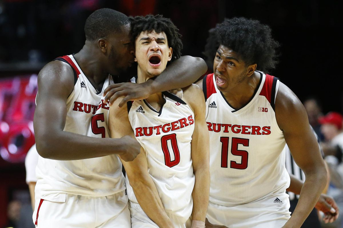 """The """"Shock Sparty"""" Game Thread: Rutgers At No. 10/11 Michigan State"""