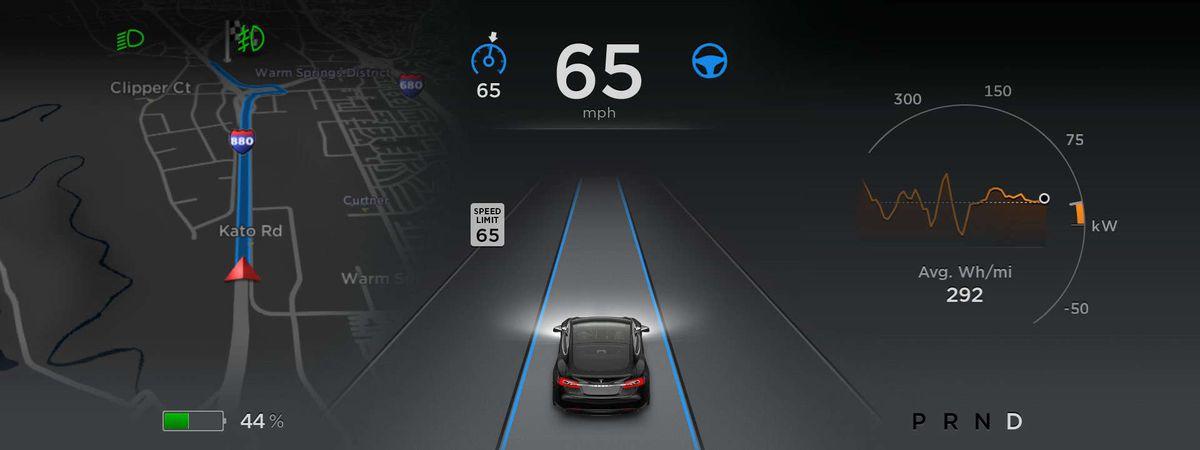 Volvo autonomous car engineer calls Tesla's Autopilot a