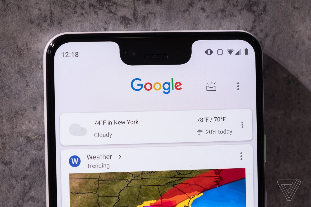 Google failed to justify the Pixel 3 XL's massive notch
