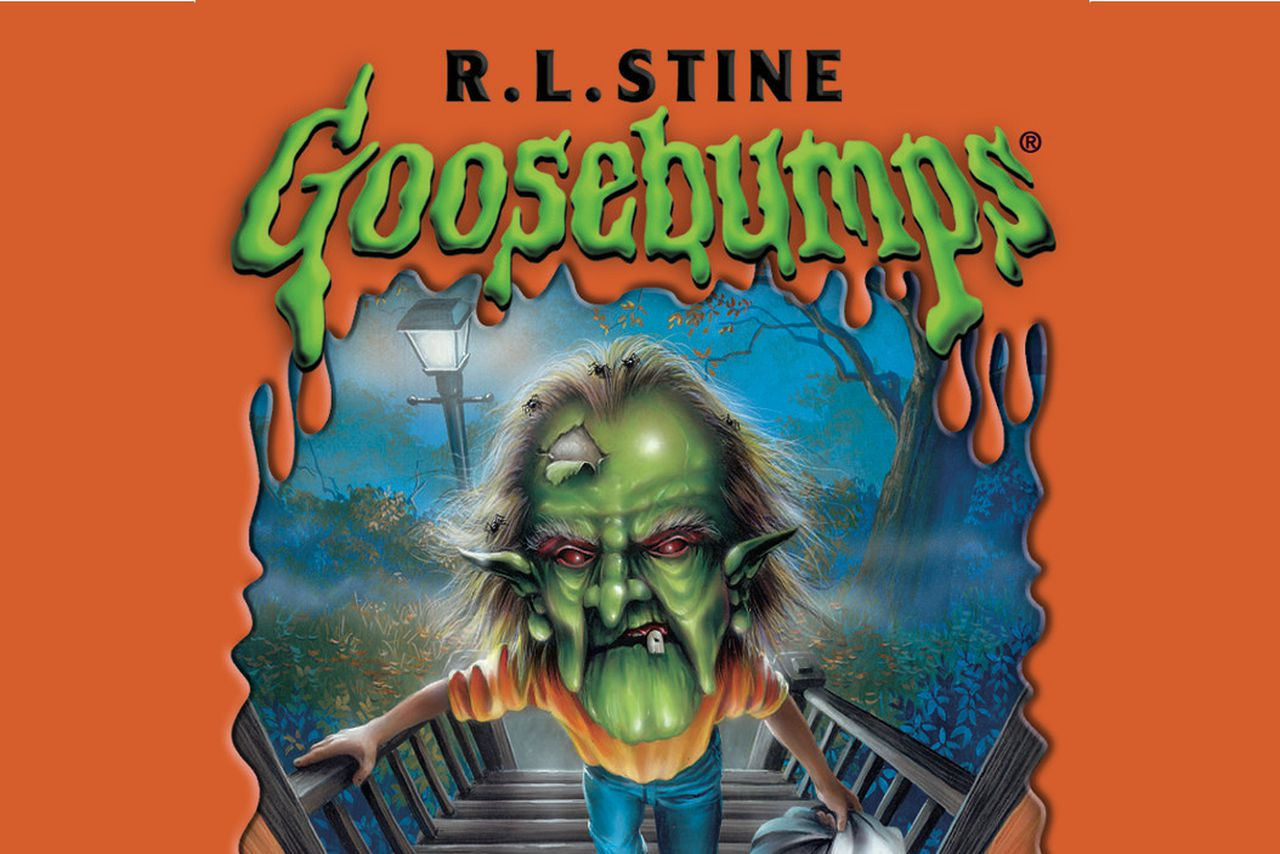 Image result for goosebumps rl stine