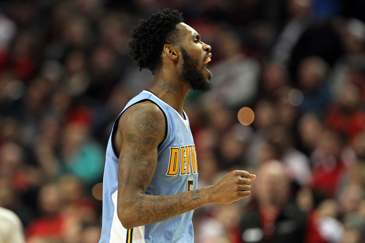 Will Barton's New Year's resolution is to win 6th Man of the Year...