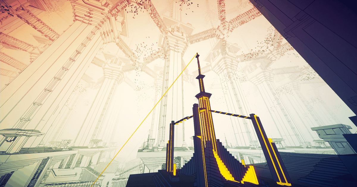 I got lost in Manifold Garden's surreal puzzle of impossible geometry