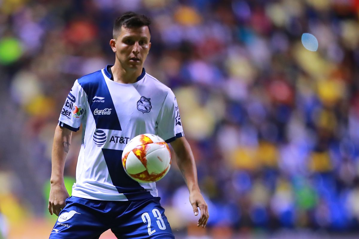 Puebla v America - Torneo Apertura 2018 Liga MX