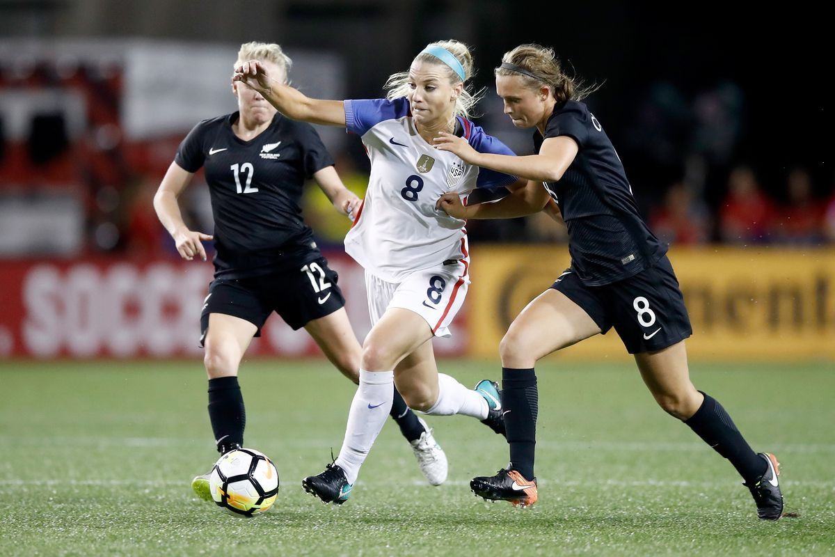 '19 Women's World Cup: New Zealand (Hassett, Cleverley) takes on Cameroon with chance to advance still