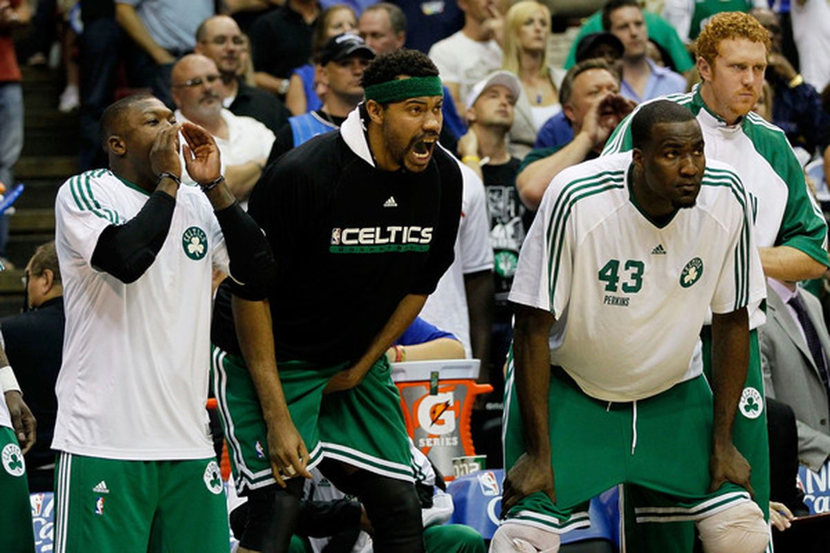 Welcome to Oklahoma City, fellas. (Rasheed Wallace not included.)