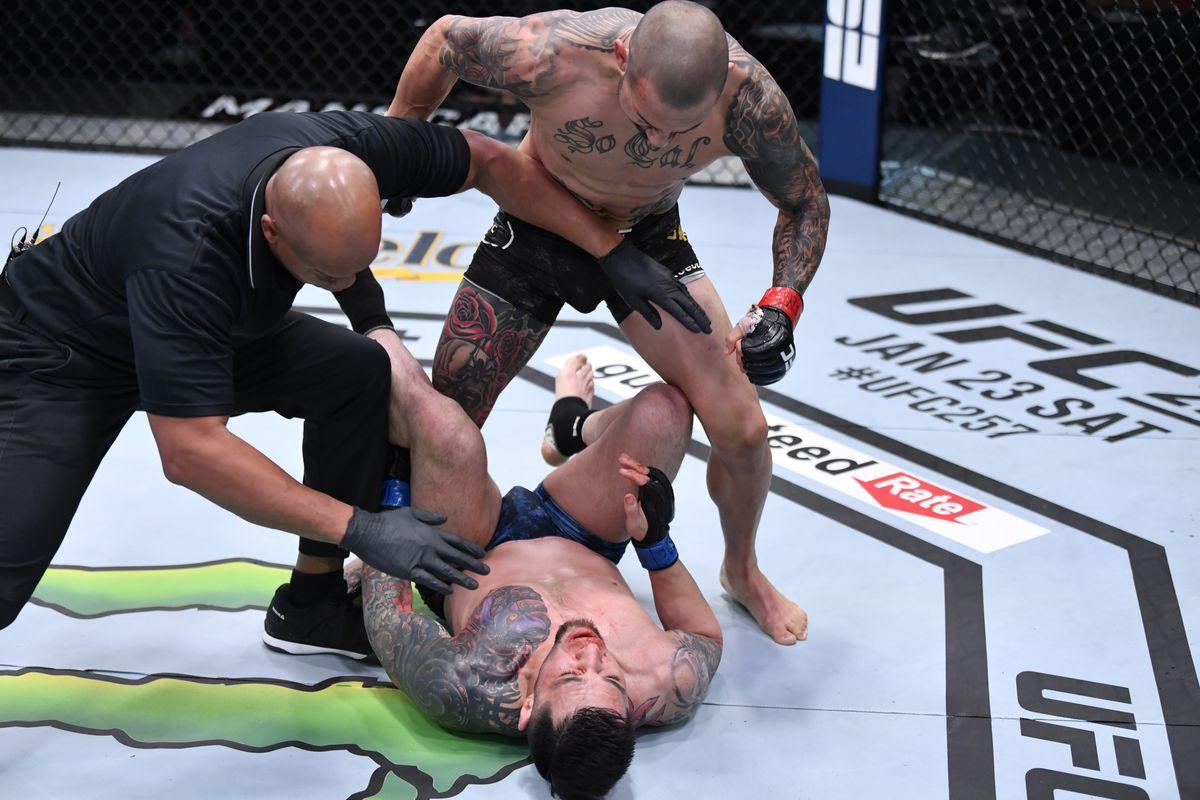UFC 256: Swanson v Pineda