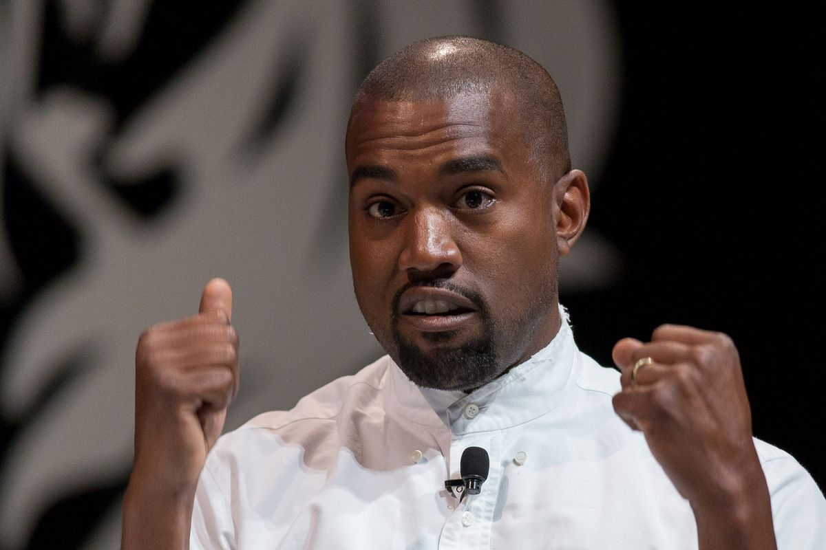Kanye West at the Cannes Film Festival