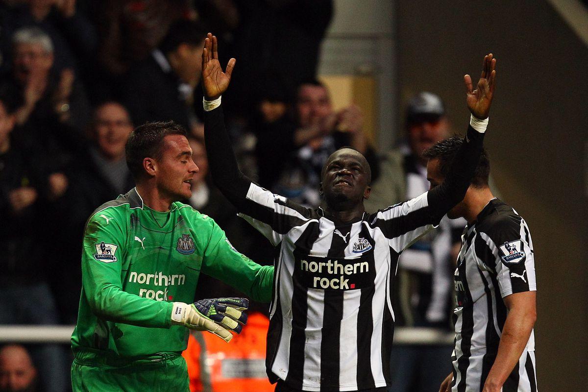 Newcastle United v Arsenal - Premier League
