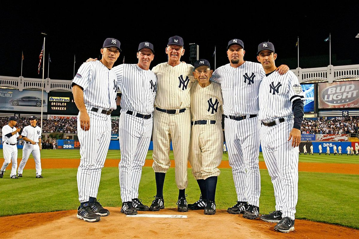 Is it time for the Yankees to change their uniforms  - Pinstripe Alley 562d782bbdd