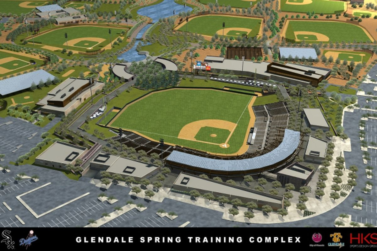 Camelback Ranch Needs Major Surgery And Cubs Lose To