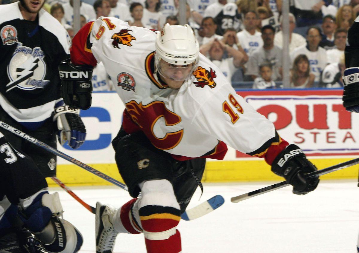 Stanley Cup Finals: Flames v Lightning