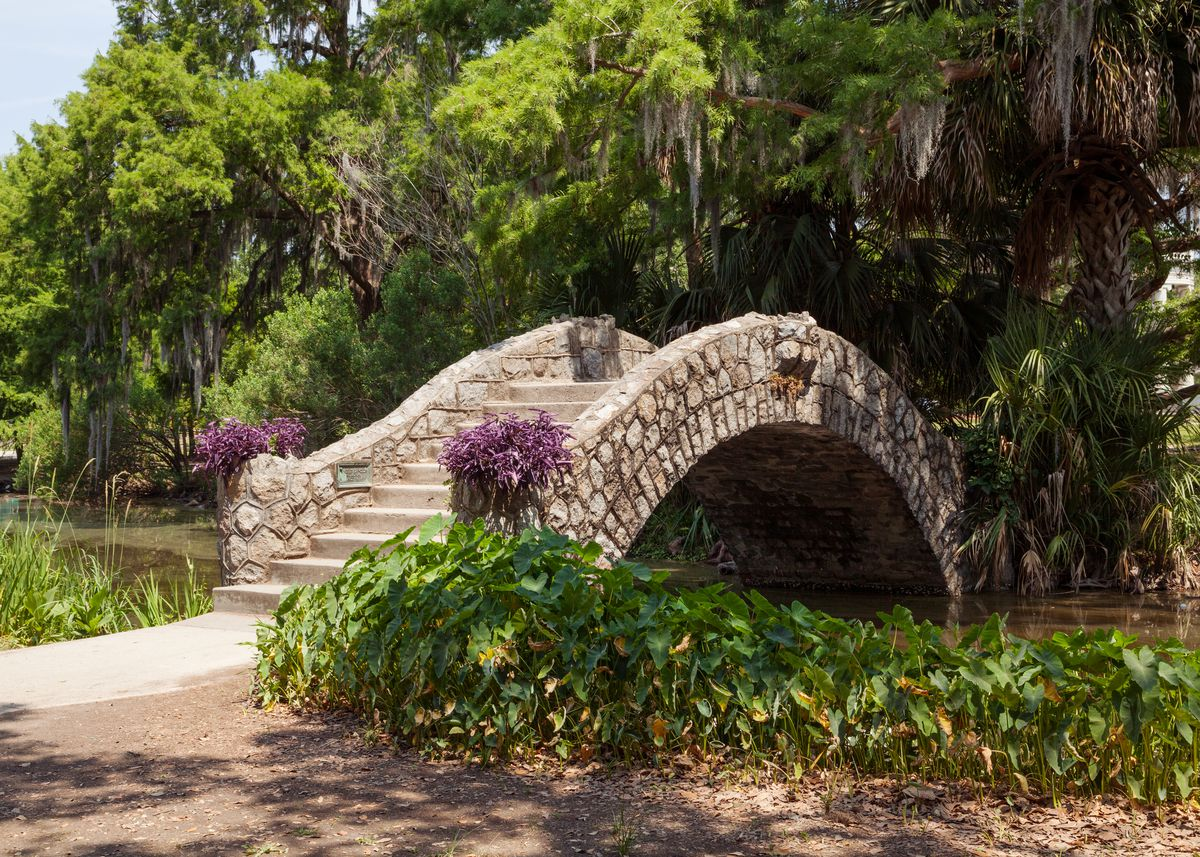 New Orleans' City Park Attractions