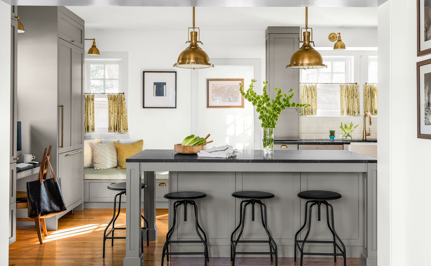 Kitchen Design Idea The Ultimate Home Office Nook This Old House