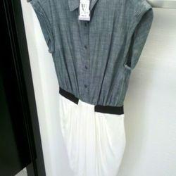 Alexander Wang dress from a few seasons ago, $153, Off Fifth