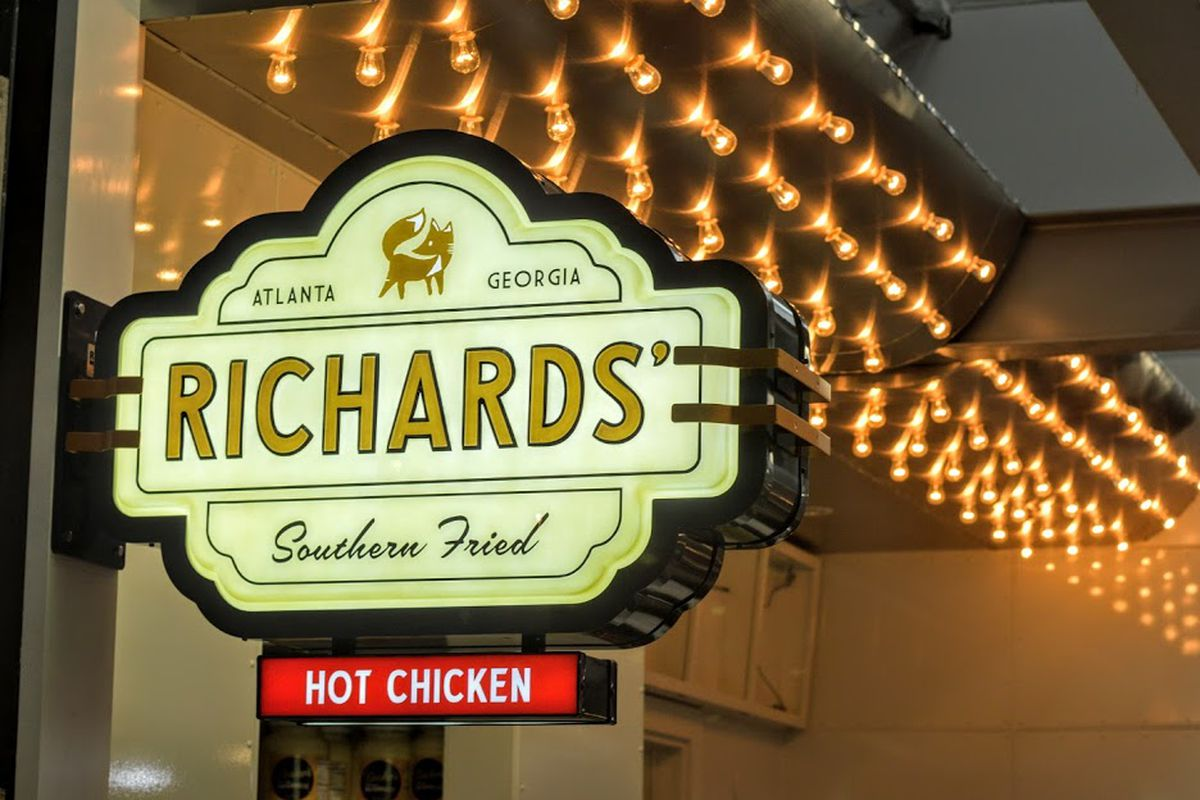 Hot Chicken From Chef Todd Richards Is About To Land At Krog Street Market