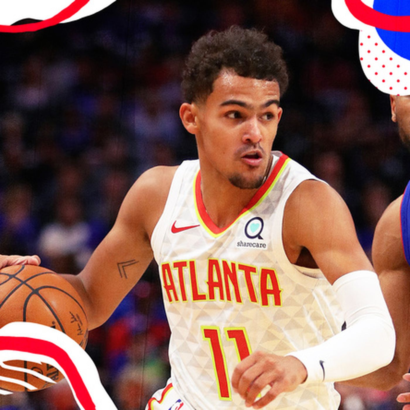 The Trae Young We Hoped For In The Nba Is Here Sbnation Com