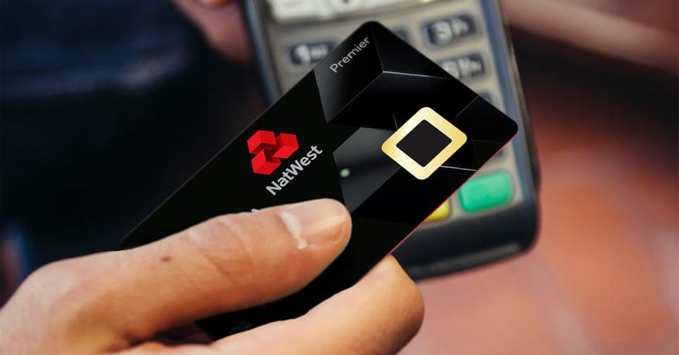 Debit card with built-in fingerprint reader begins trial in
