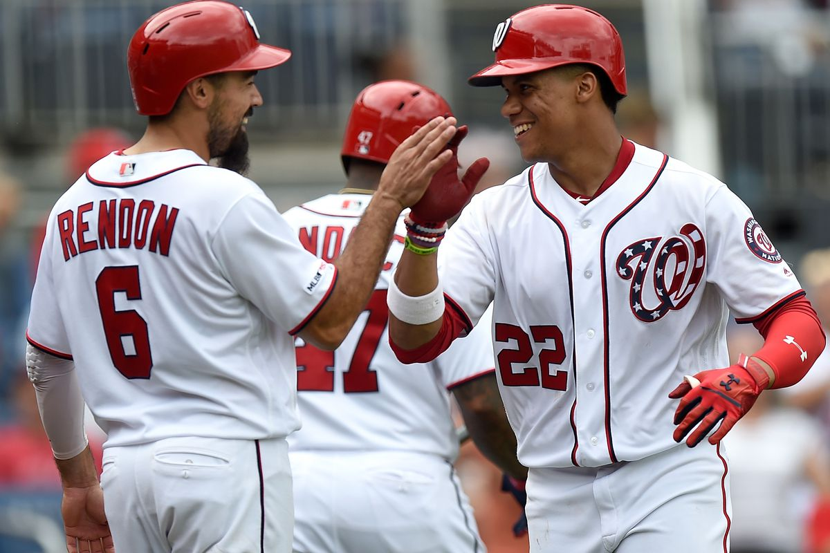Will Anthony Rendon and Juan Soto lead the Washington Nationals back to October?
