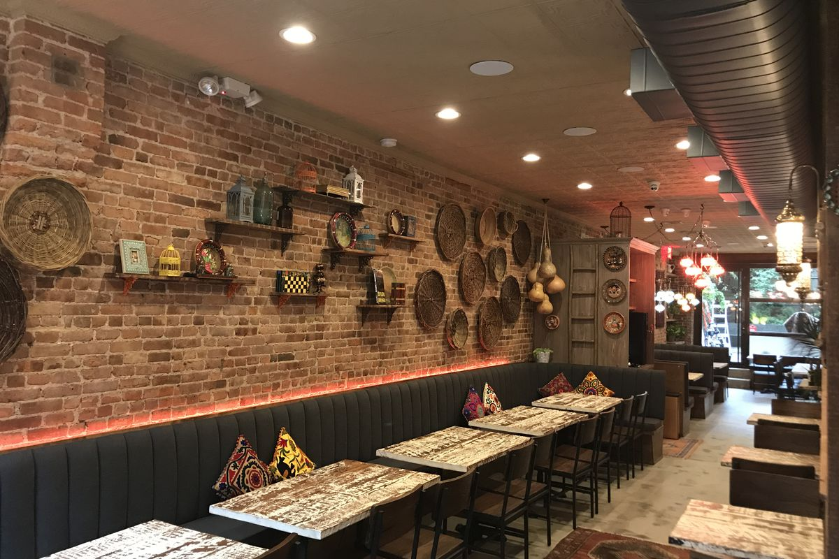 Popular Uzbek Restaurant Nargis Expands To Park Slope Eater Ny