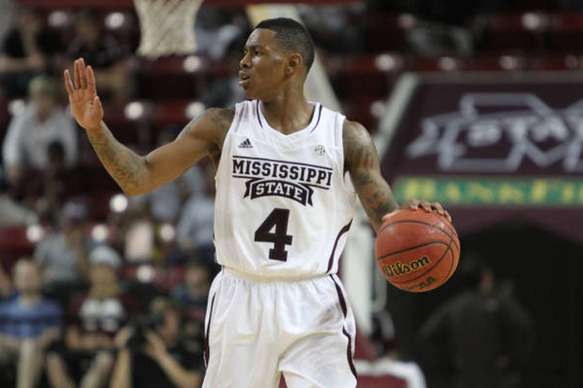 So. PG Trivante Bloodman chipped in 9 points and dished out 7 assists to help MSU to its first win in 2012-13
