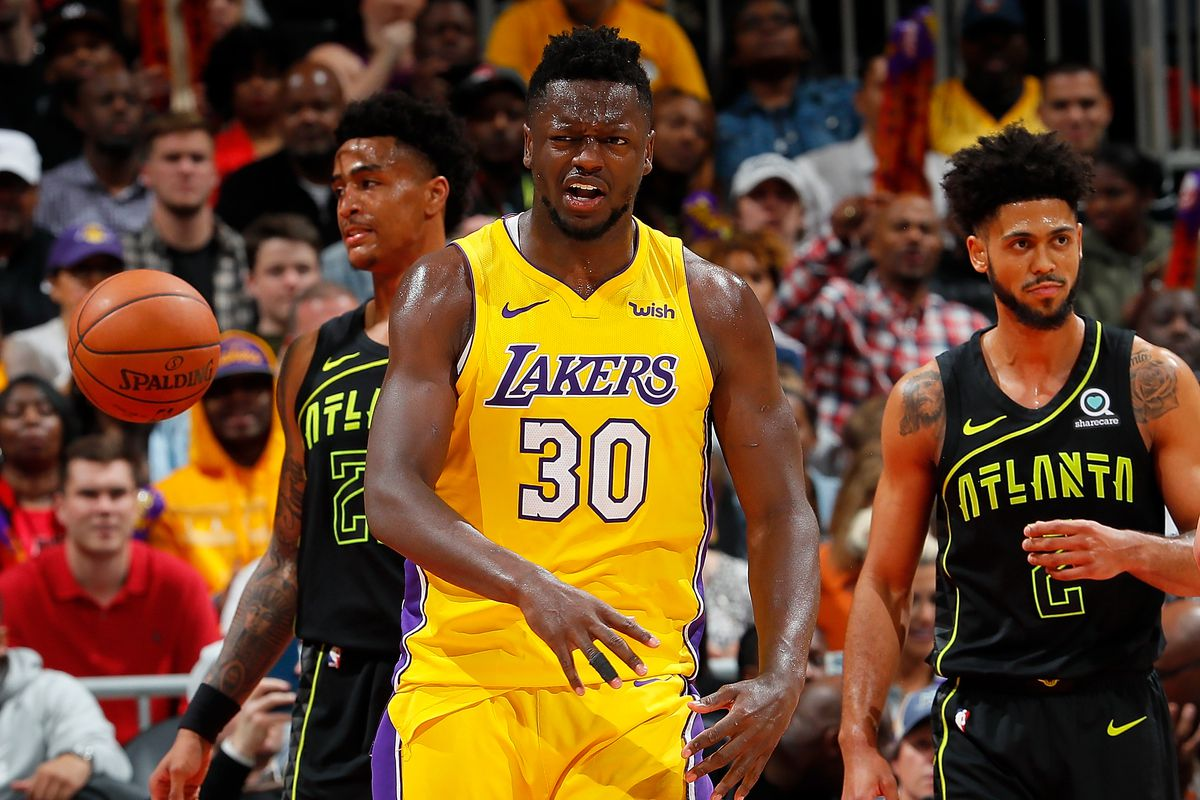 69ccfae7a NBA Rumors  Lakers renounce rights to Julius Randle