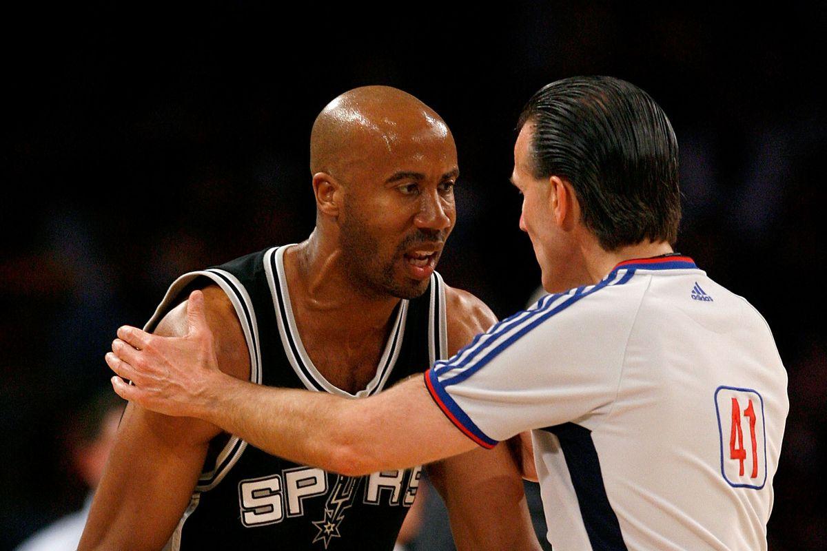 San Antonio Spurs v Los Angeles Lakers, Game 2