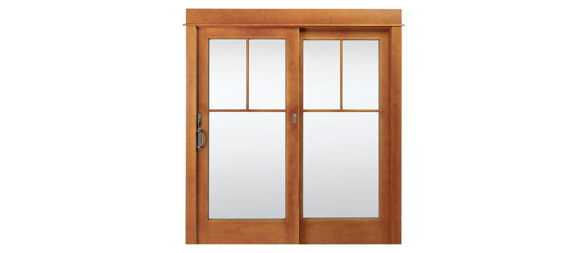 Craftsman Doors Lighting Style