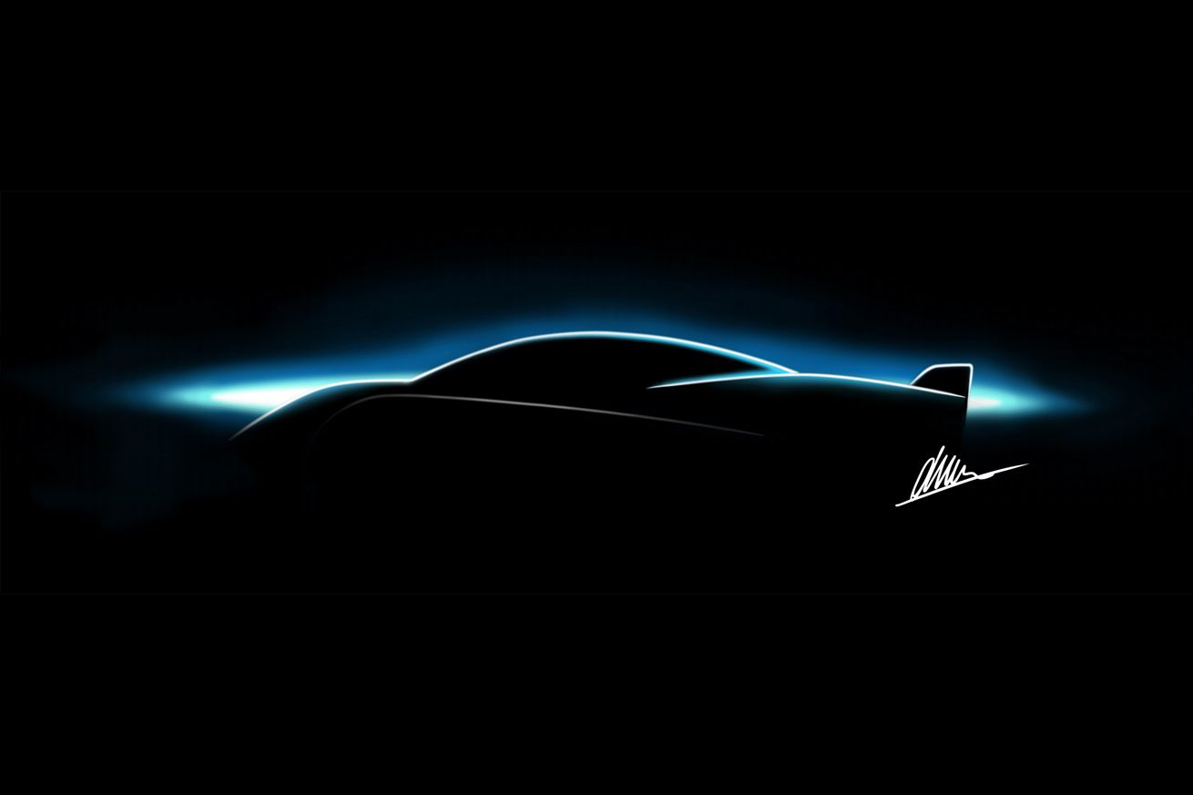 This hypercar is China's first Belt and Road electric vehicle project