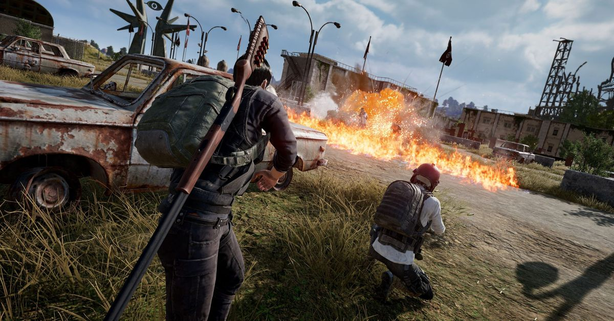 PUBG Arcade Mode adds team deathmatch, with eight-player teams on smaller maps