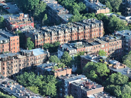 Boston Homes Neighborhoods Architecture And Real Estate Curbed