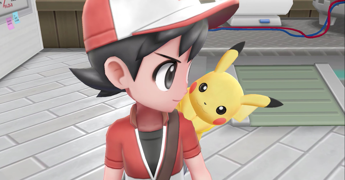Pokémon: Let's Go looks more precious and adorable than we could have hoped