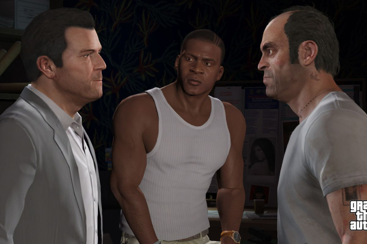 gta v characters in real