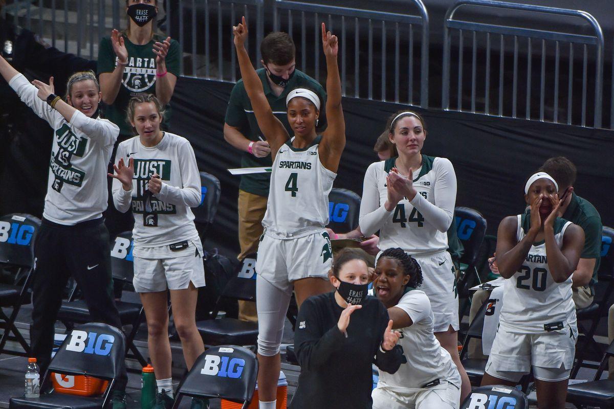 Big Ten Women's Basketball Tournament - Michigan State v Penn State