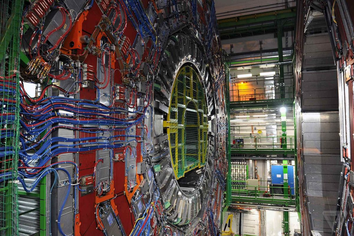 Large Hadron Collider CMS