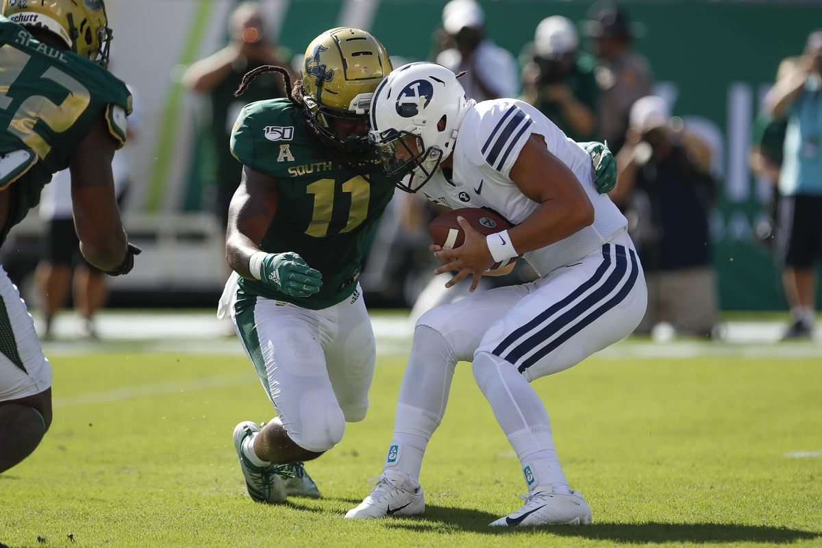 BYU blows another lead, falls on the road to South Florida