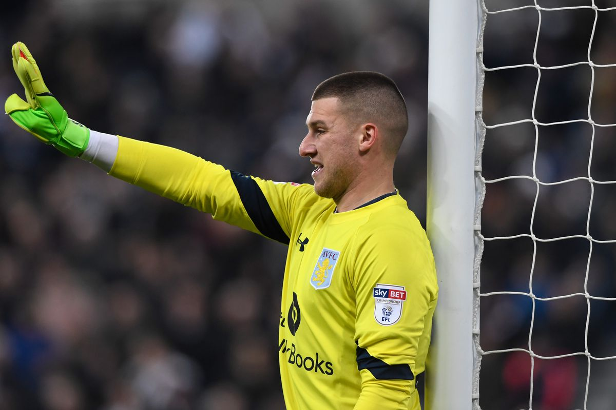 Sam Johnstone set to complete season-long loan move to Aston Villa