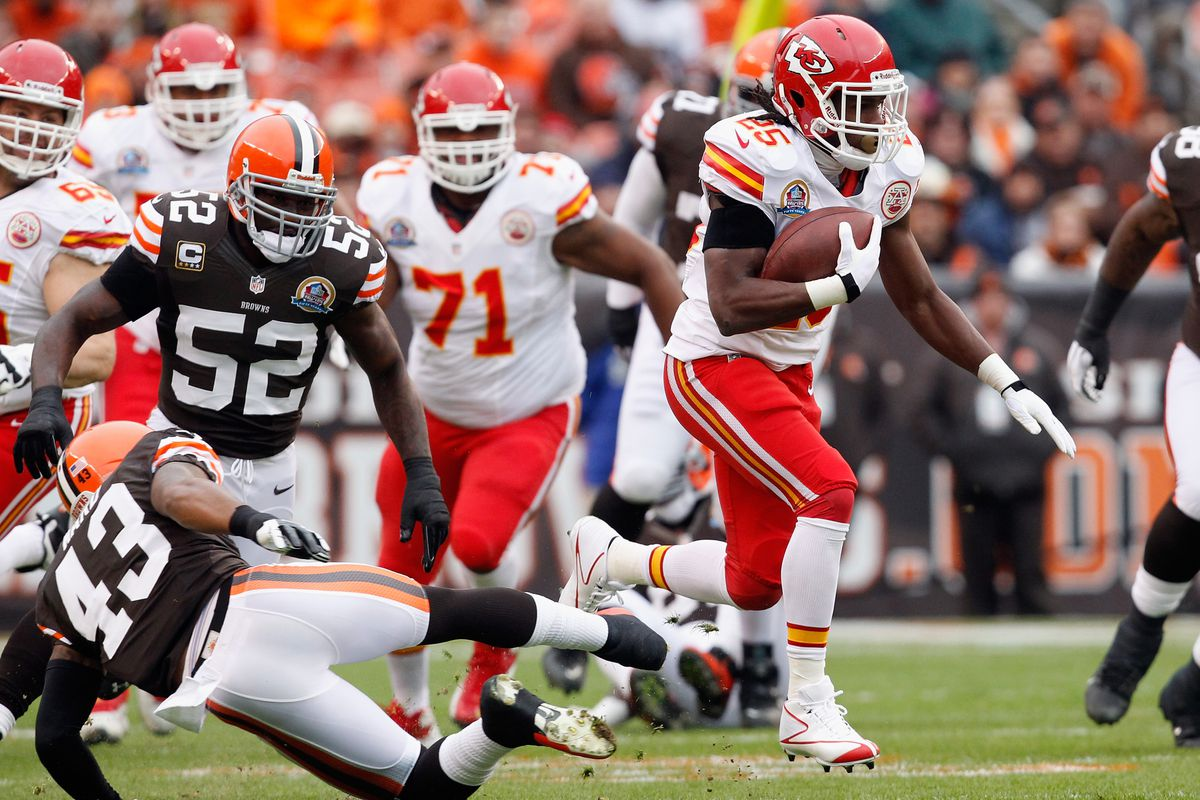 Browns Vs Chiefs Nfl Week 8 Preview And Prediction Dawgs By Nature