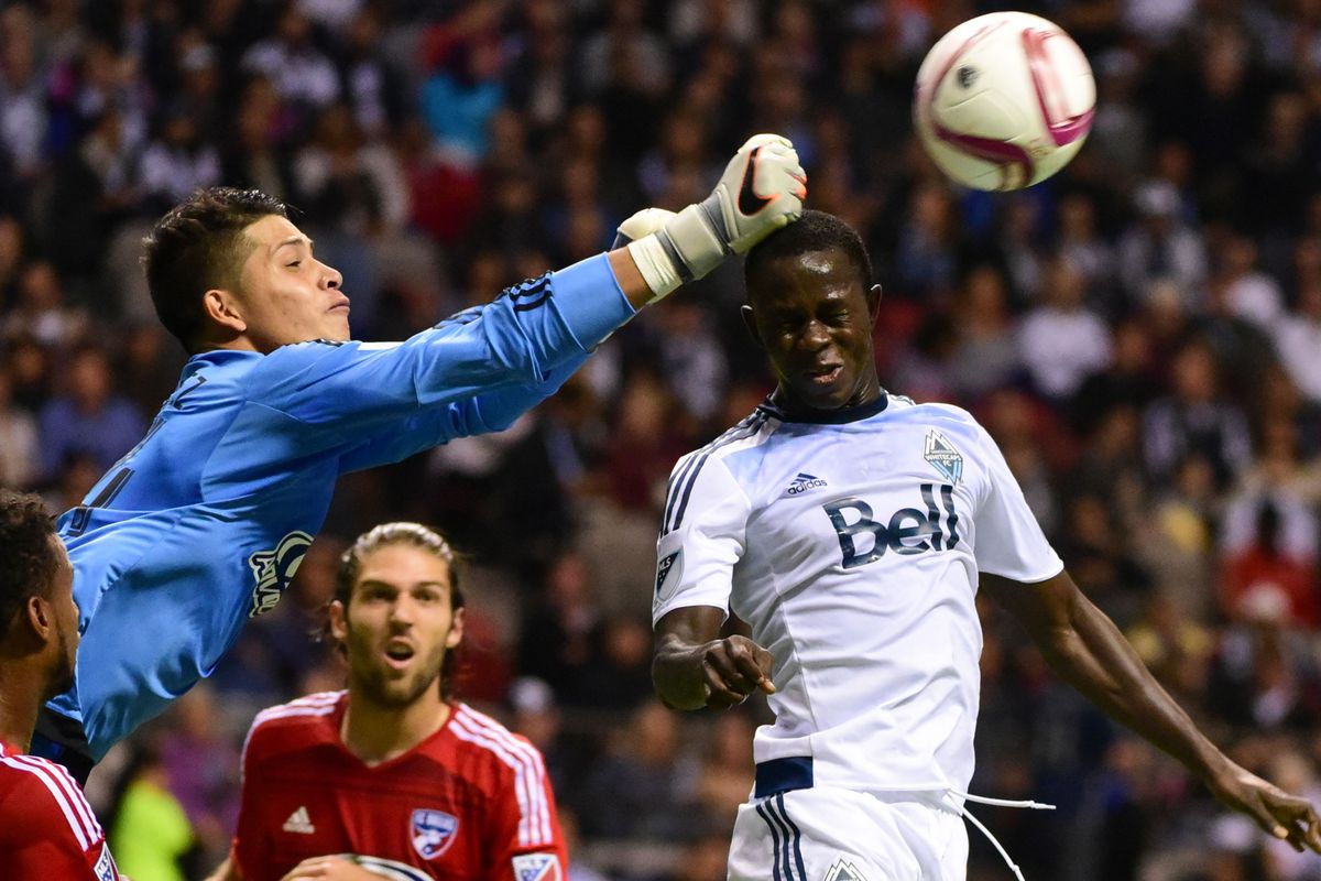 Like Manneh, the Whitecaps supporters are bracing for what's to come