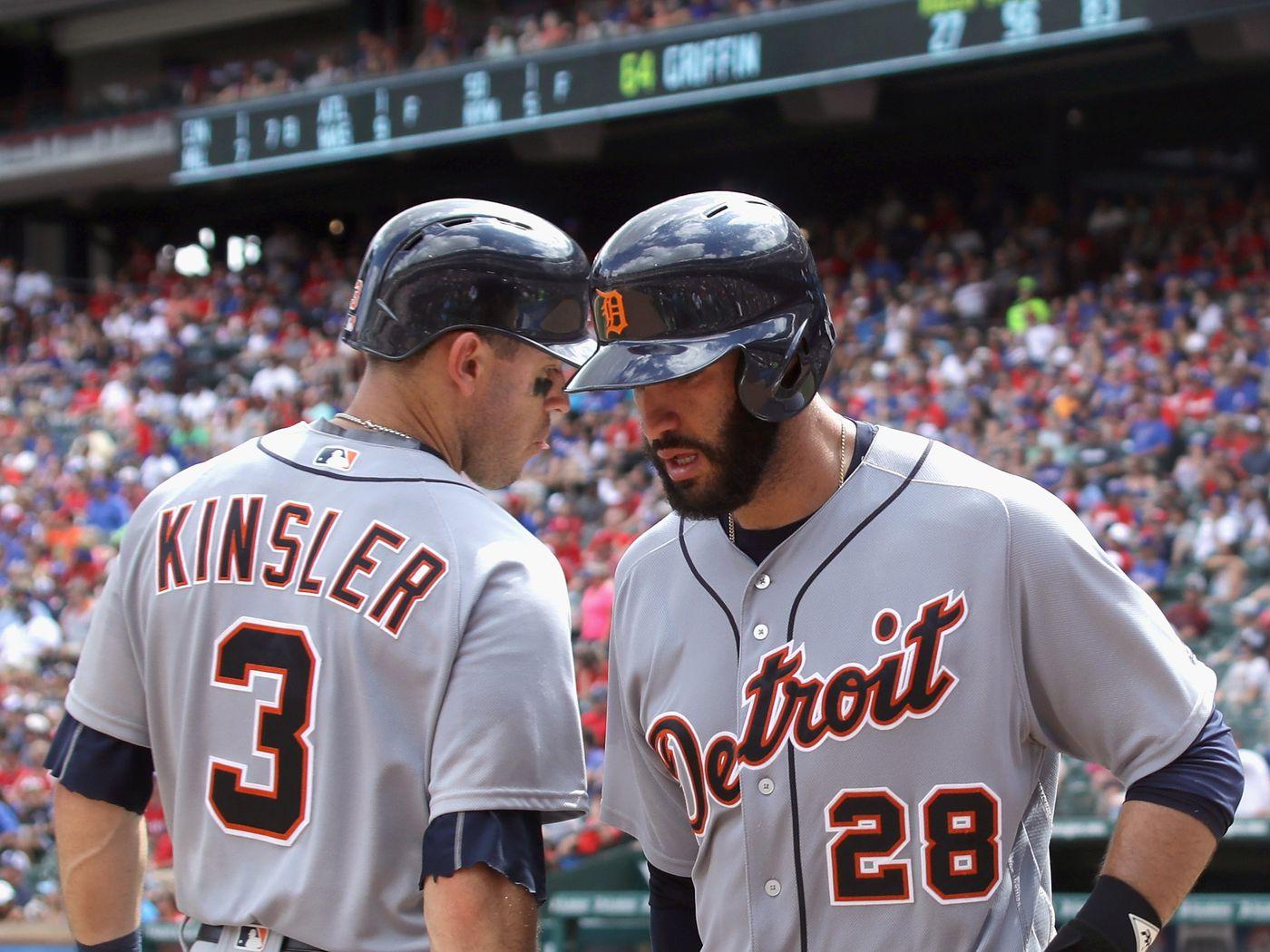 size 40 a7f38 8e4b6 Detroit Tigers Links: J.D. Martinez and Ian Kinsler are ...