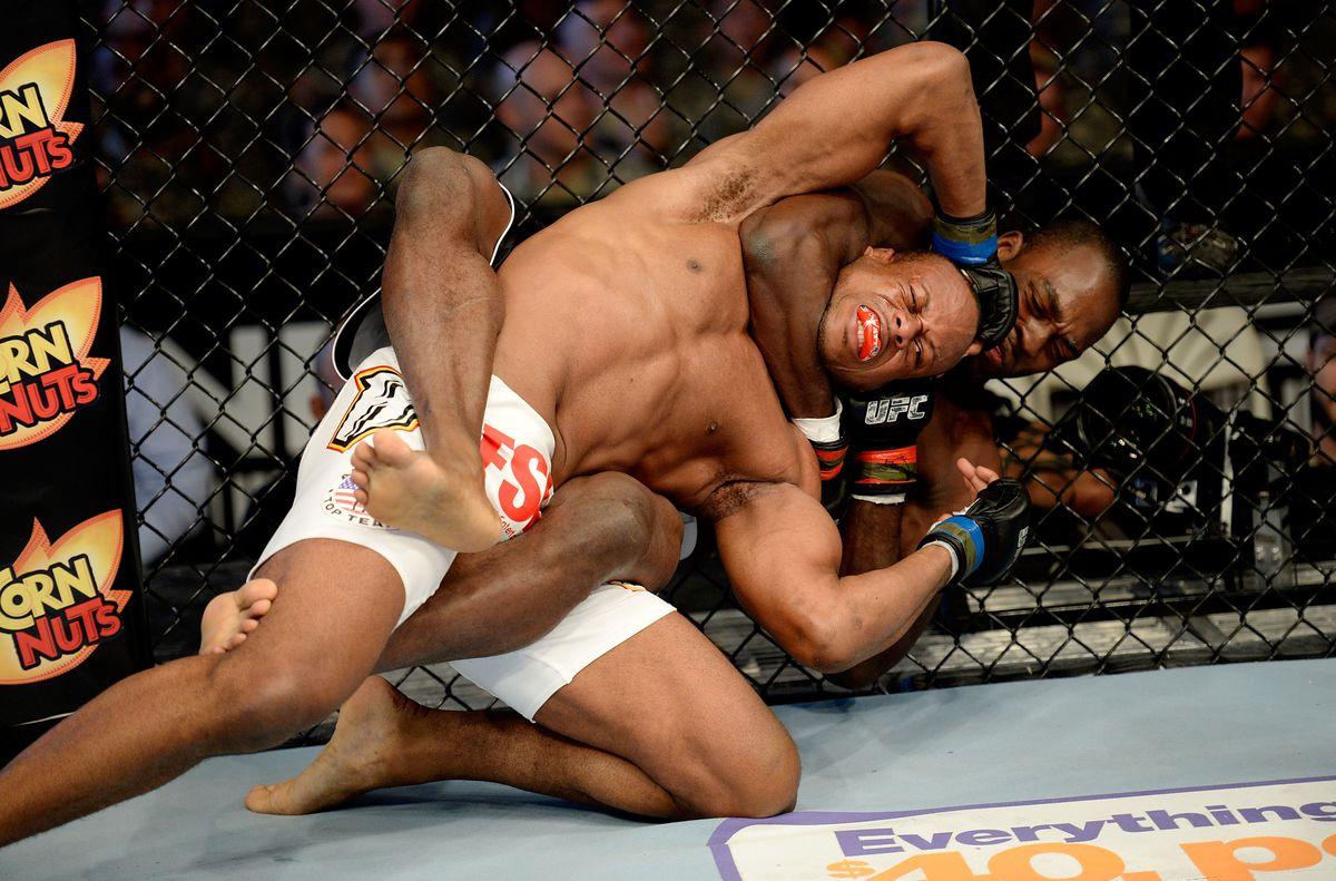 UFC Fight For the Troops - Brunson v Houston
