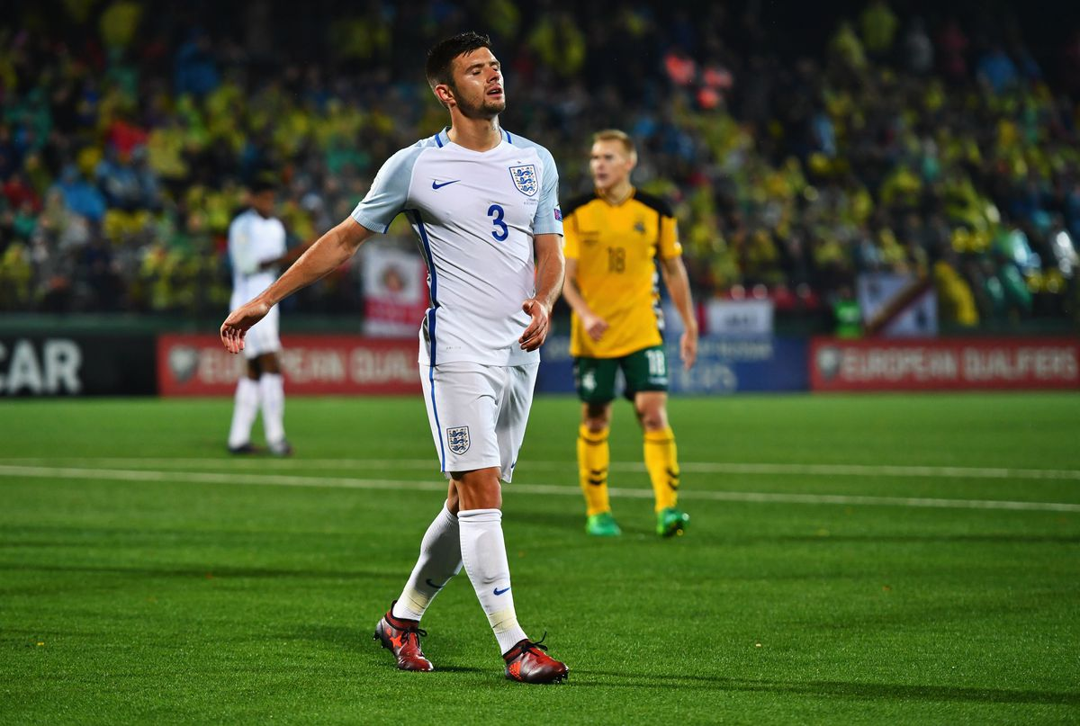 Lithuania v England - FIFA 2018 World Cup Qualifier