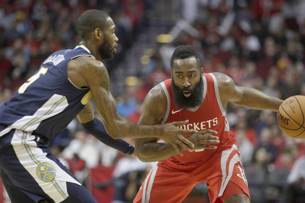 NBA: Denver Nuggets at Houston Rockets