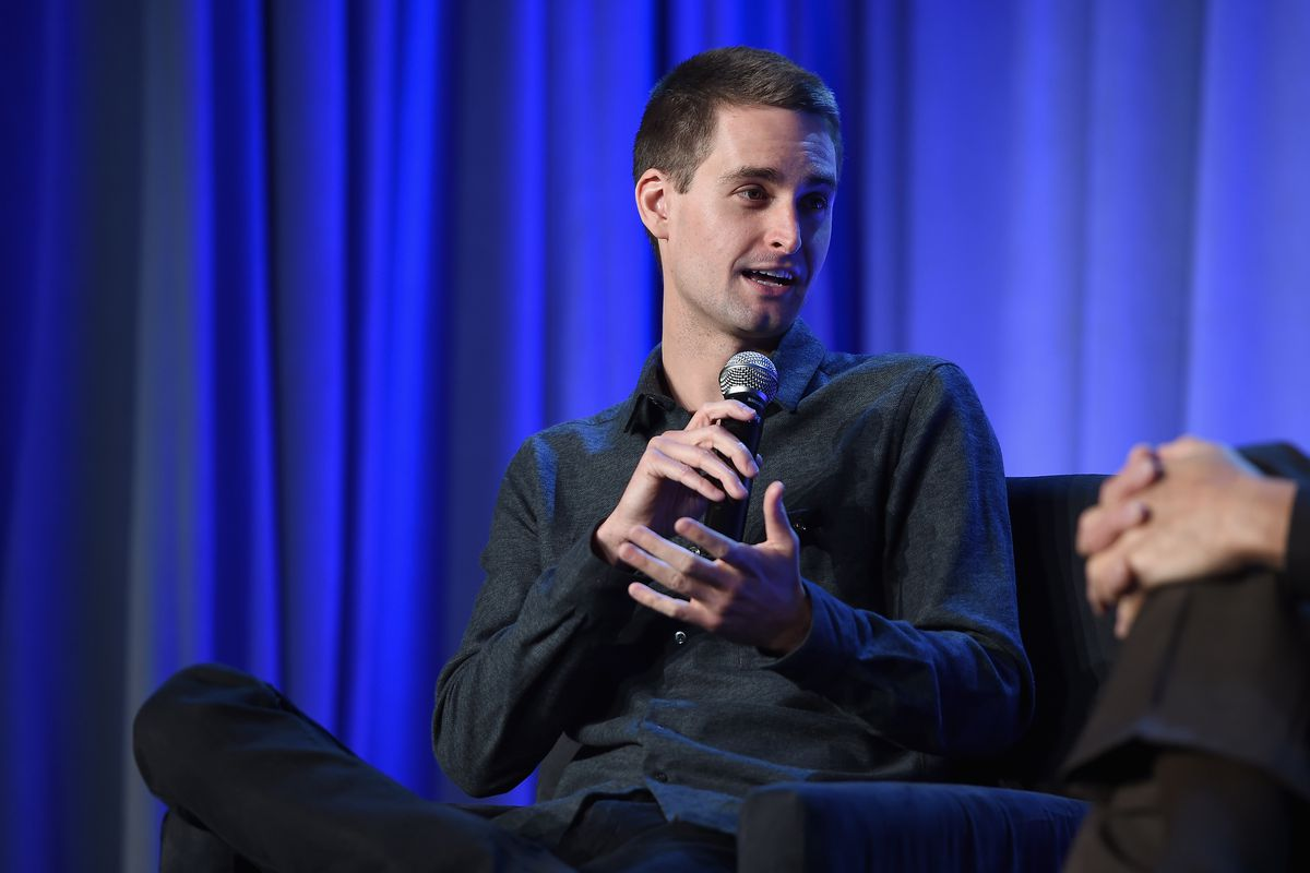Snap paid publishers more than $100 million a year ago