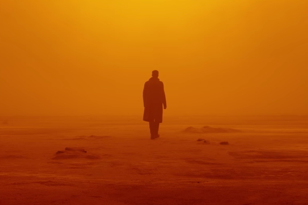 Ryan Gosling in 'Blade Runner: 2049' trailer