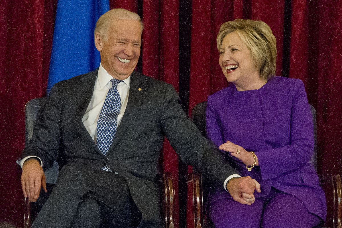 To counter Trump's smears, Joe Biden must learn from Hillary Clinton's  mistakes - Chicago Sun-Times