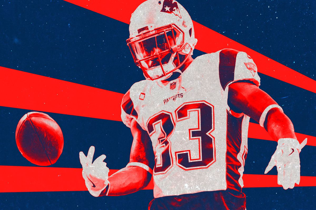 separation shoes 53e1b 79238 Dion Lewis Could Be the Patriots' Offensive X Factor - The ...