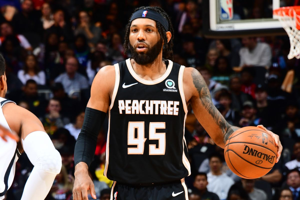 A look at DeAndre' Bembry's early play and where he might fit in Atlanta's plans